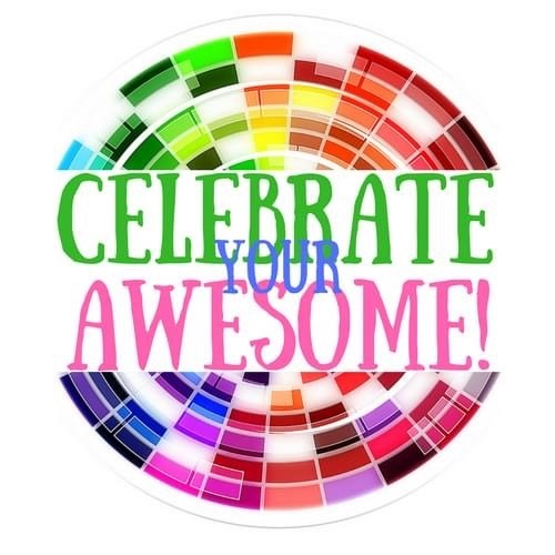 Celebrate Your Awesome logo
