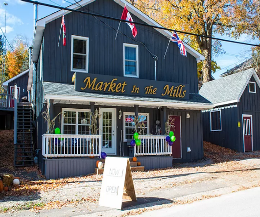 Market In the Mills store front