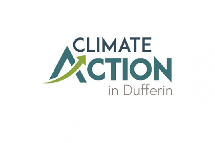 Climate Action in Dufferin logo