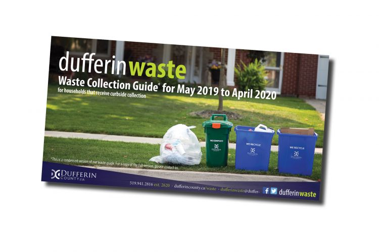 Current Waste Guide