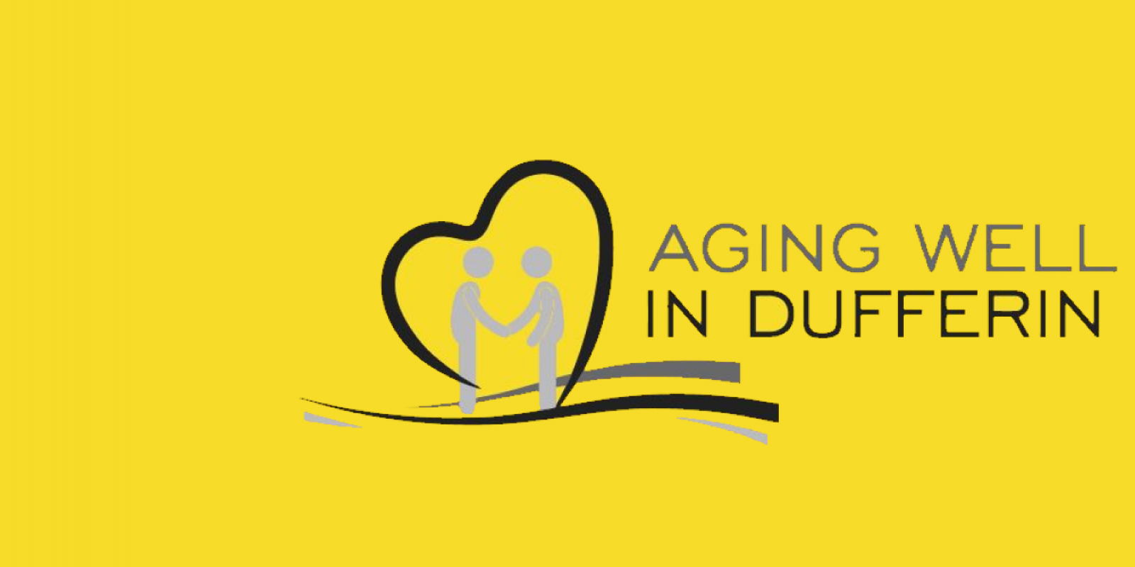 Aging Well in Dufferin Logo