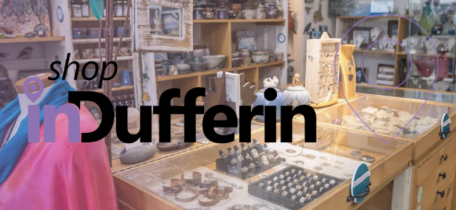 Shop inDufferin